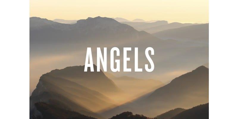 Angels Teaching Series