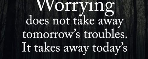 Worrying 021821